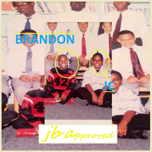 "Brandon Dant'e and AYAM JC- ""JB Approved"" 