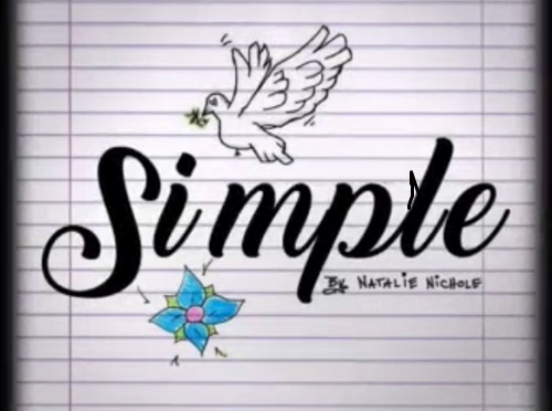 "[NEW MUSIC] NATALIE NICHOLE – ""SIMPLE"" 