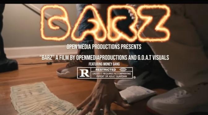 "[MUSIC VIDEO] MONEYGANG-""BARZ""| @MakeThatMillEnt"