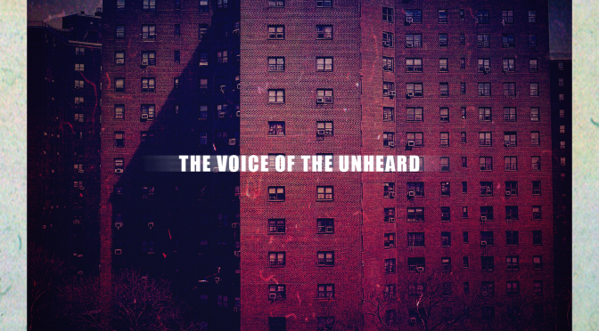 "[NEW ALBUM] AL SHARP – ""THE VOICE OF THE UNHEARD""
